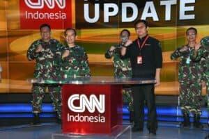 Dispenad Tingkatkan Kemitraaan dan Kerja Sama Media Massa