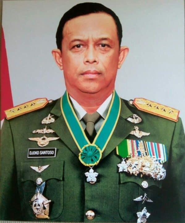 Mantan Panglima TNI, yang Juga Mantan Kasad, Jenderal TNI (Purn) Djoko Santoso Tutup Usia