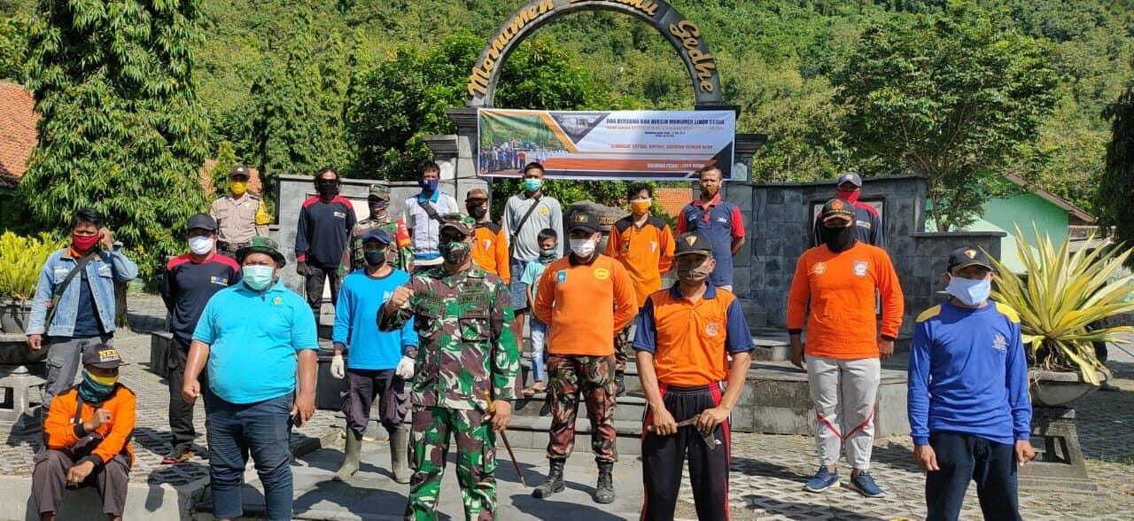 Refleksi 14 tahun Gempa Yogya, Kodim Klaten Gelar Doa Bersama