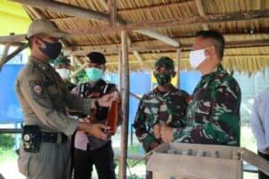 Cegah COVID -19, Korem Gorontalo Perketat Perbatasan