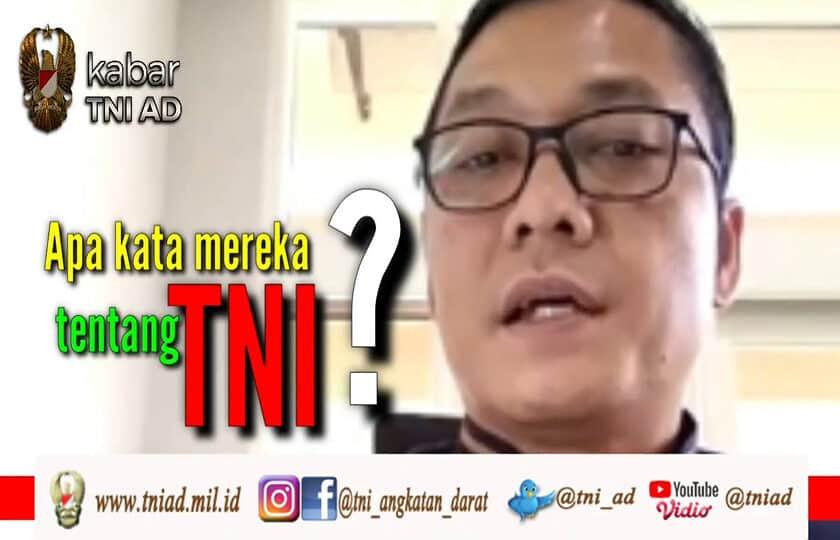 Apa Kata Mereka Tentang TNI?