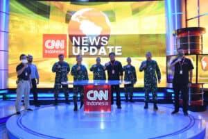 Dispenad Tingkatkan Kemitraan dan Kerja Sama Media Massa