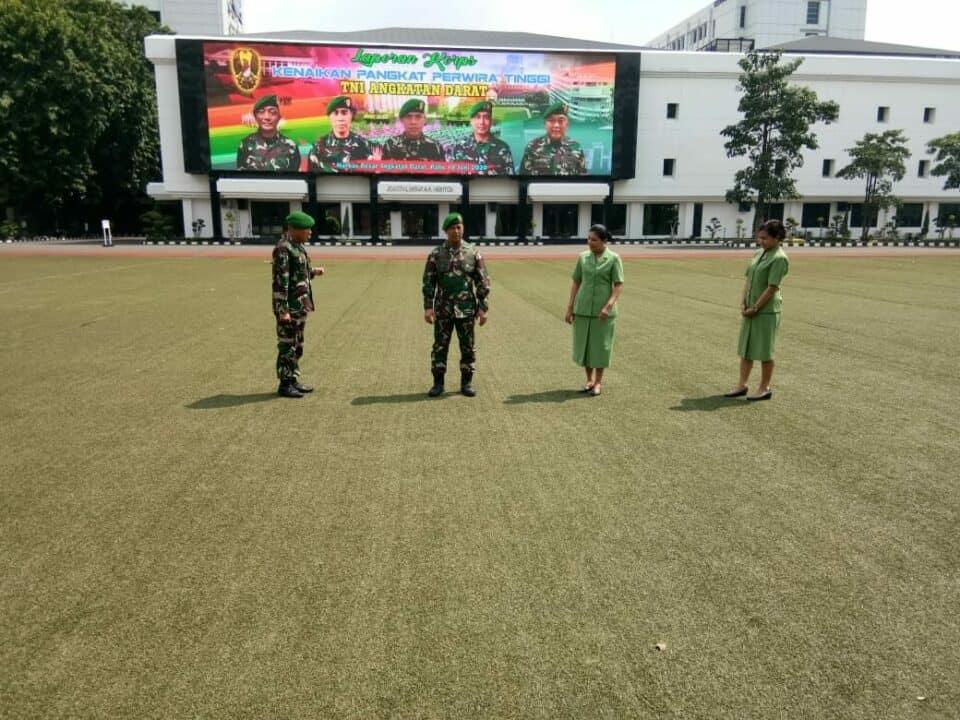 Brigjen TNI Jannie A. Siahaan Jenderal Pertama Pimpin Korem 143/Halu Oleo Kendari