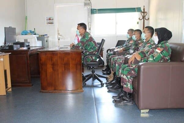 Silaturahmi Virtual, Satgas Indo RDB Monusco dan Dubes RI di Nairobi Sapa Warga Indonesia di Afrika.