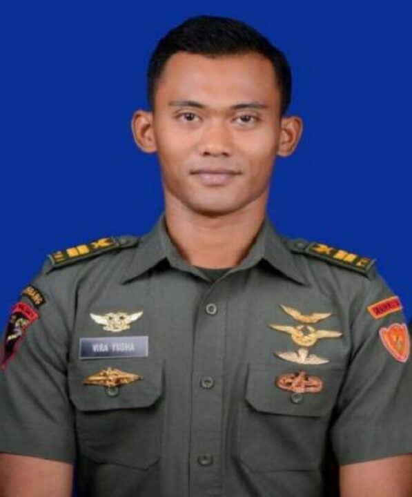 Lettu Vira Yudha, Korban Jatuhnya Helikopter TNI AD di Kendal Meninggal Dunia