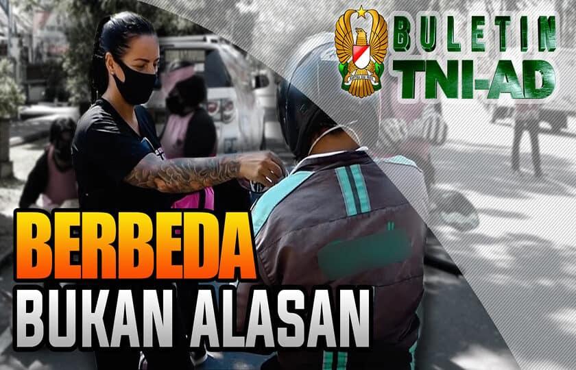 Berbeda Bukan Alasan | Buletin TNI AD
