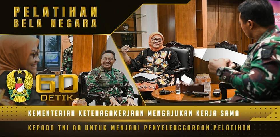 Rencana Pelatihan Bela Negara oleh TNI AD untuk Calon Pekerja Migran Indonesia