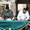 Kasad dan Ketua KPK RI Tanda Tangani BAST Barang Rampasan Negara