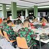 Kodam XII/Tpr dan Pemprov Kalbar Sosialisasi Uji Coba Masuk Sekolah Tatap Muka