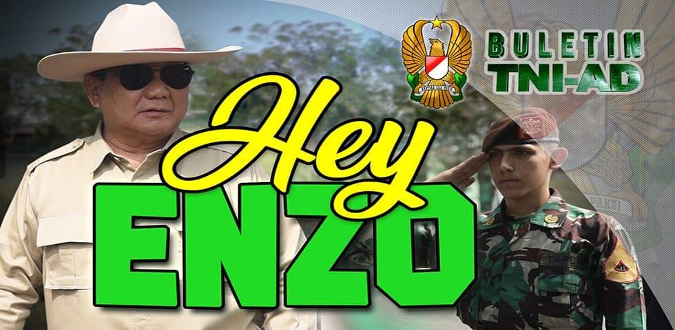 Hey Enzo
