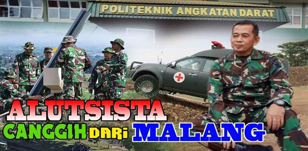 Aksi Kreatif dan Spektakuler dari Malang | Gebrakan TNI AD dalam Teknologi Alutsista Part 1