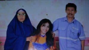 Angkat Derajat Ortu, Belajar dari Youtube Putri Kendari Ini Ikut Seleksi Prajurit TNI AD