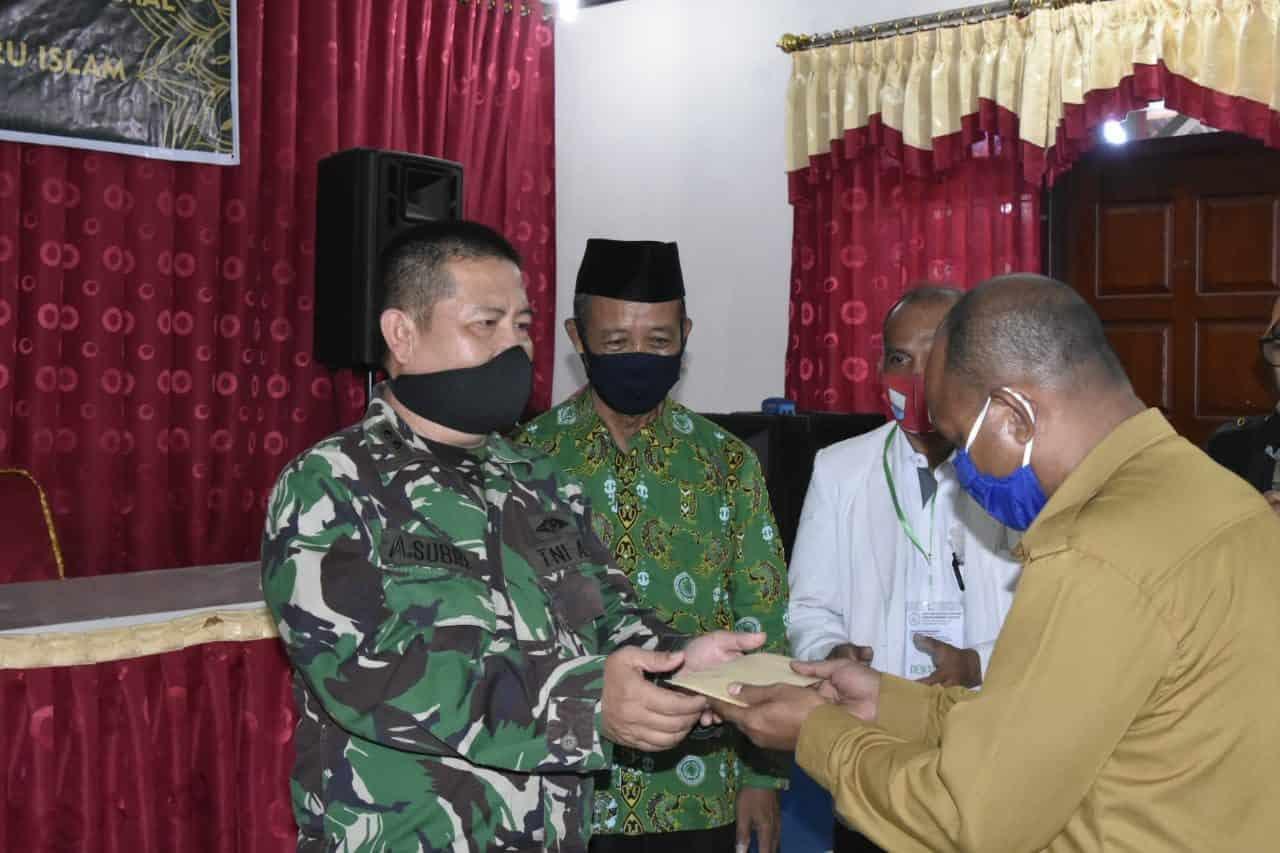 Masjid Istiqlal Kodam XVIII/Kasuari, Masjid Terbersih se-Kabupaten Manokwari