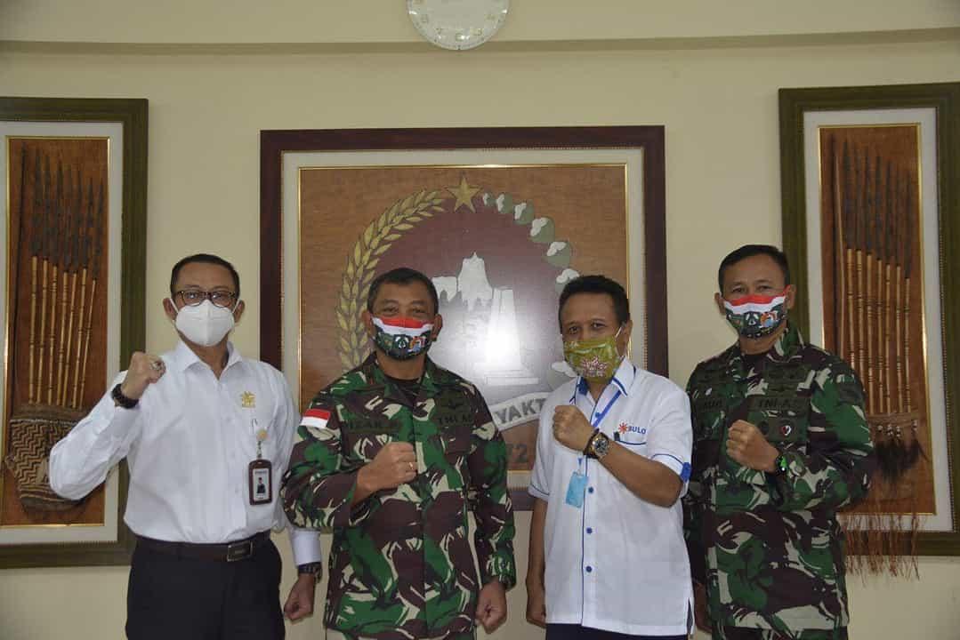 Wujudkan Ketahanan Pangan, Korem 172 dan Bulog Kembangkan Potensi Sektor Pertanian Papua