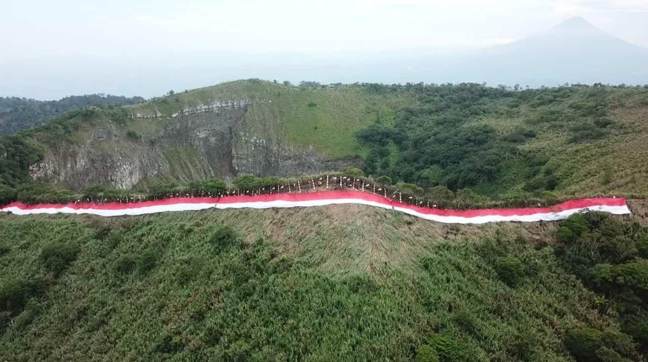 Peringati 75 Tahun Kemerdekaan RI, Kodam XIII/Merdeka Gelar Gebyar Merah Putih
