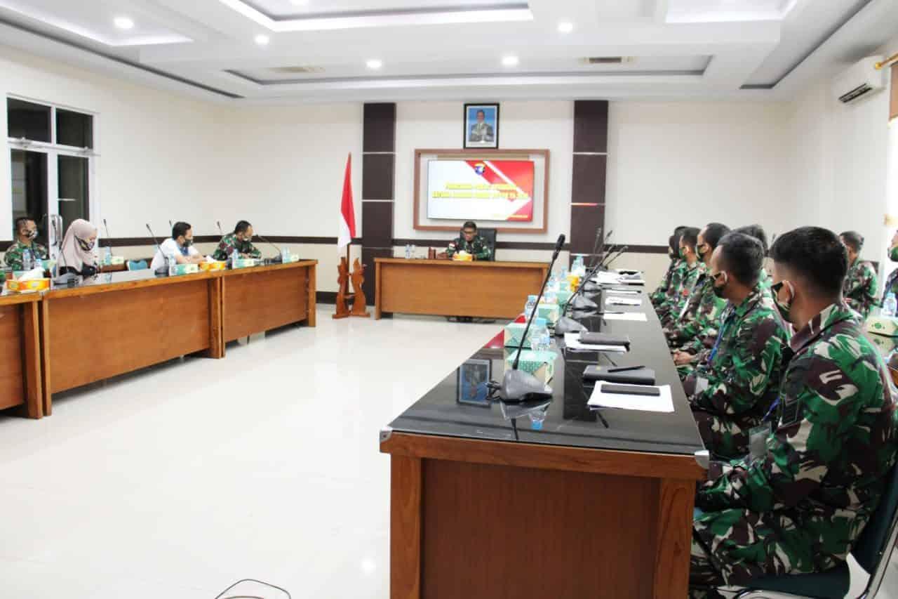 Pangdam XII/Tpr : Tugas Prajurit Penerangan Menyampaikan Informasi yang Benar Kepada Masyarakat
