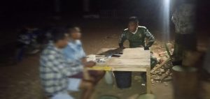 Patroli Rutin Satgas Yonif RK 744 Kembali Amankan Dua Pelintas Batas Ilegal Asal RDTL