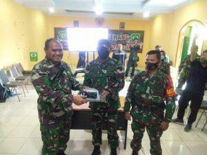 Dukung Program Terapan Sikowil, Kodim 0602/Serang Gelar Pelatihan Jurnalistik