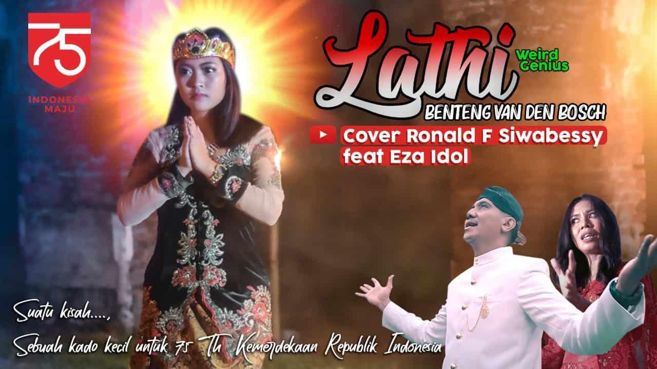 Lathi, Weird Genius Versi Merah Putih Dari Yonarmed 12/Divisi 2 Kostrad Untuk Kado HUT ke- 75 Kemerdekaan RI