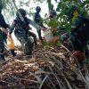 Patroli Keliling, Satgas Yonarmed 3/105 Tarik Gagalkan penyelundupan BBM