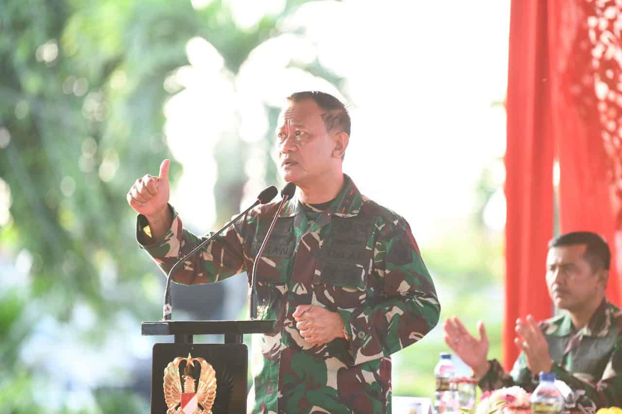 Danpussenarhanud : Batalyon Arhanud 10/ABC Layak Jadi Percontohan