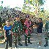 atgas Yonarmed 3/105 Menerima Senjata Penyerahan Warga Secara Sukarela