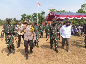 Pangdam Siliwangi Buka Karya Bakti Skala Besar di Lebak Banten