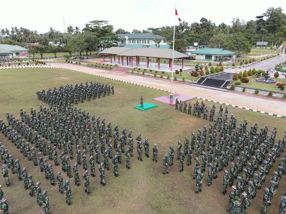 Pangdam XII/Tpr : Profesi Sebagai Prajurit, Panggilan Jiwa Untuk Mengabdi Pada Bangsa dan Negara