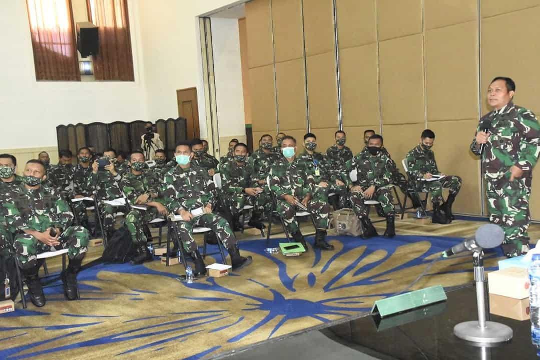TNI AD Selenggarakan Sosialisasi Bidang Kermamil Tahun 2020