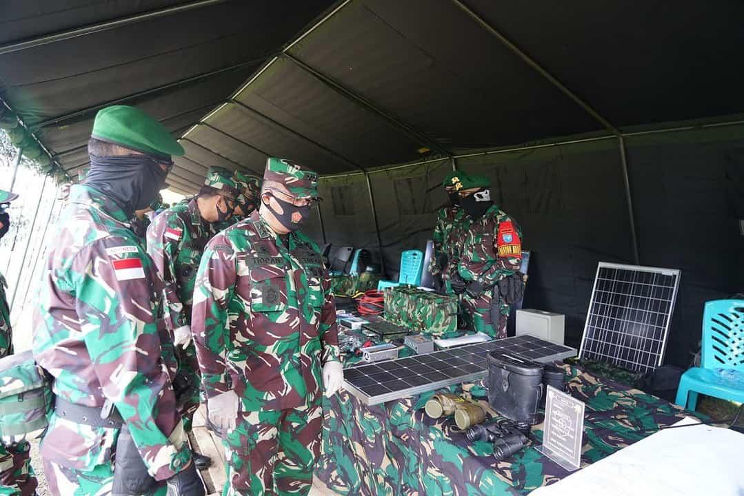 Asops Panglima TNI : Berangkat Dengan Kehormatan, Pulang Dengan Kebanggaan