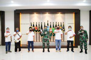 Kodam XII/Tpr Dukung IOF Kalbar Gelar Eksebisi Off Road