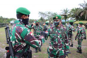 Pangdam XII/Tpr : Tugas Operasi Kehormatan Bagi Prajurit