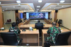 Kadispenad : Pejabat Penerangan Satuan Harus Responsif Terhadap Penanganan Krisis Informasi
