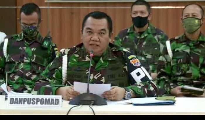 Update Kasus Polsek Ciracas: 65 Prajurit TNI jadi Tersangka dan Ditahan