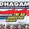 Pengabdian TNI AD untuk Bangsa dan Negara