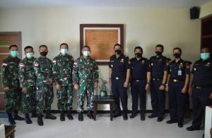 Kerja Sama Dengan Bea Cukai , Korem 172 Berantas Barang Ilegal di Papua