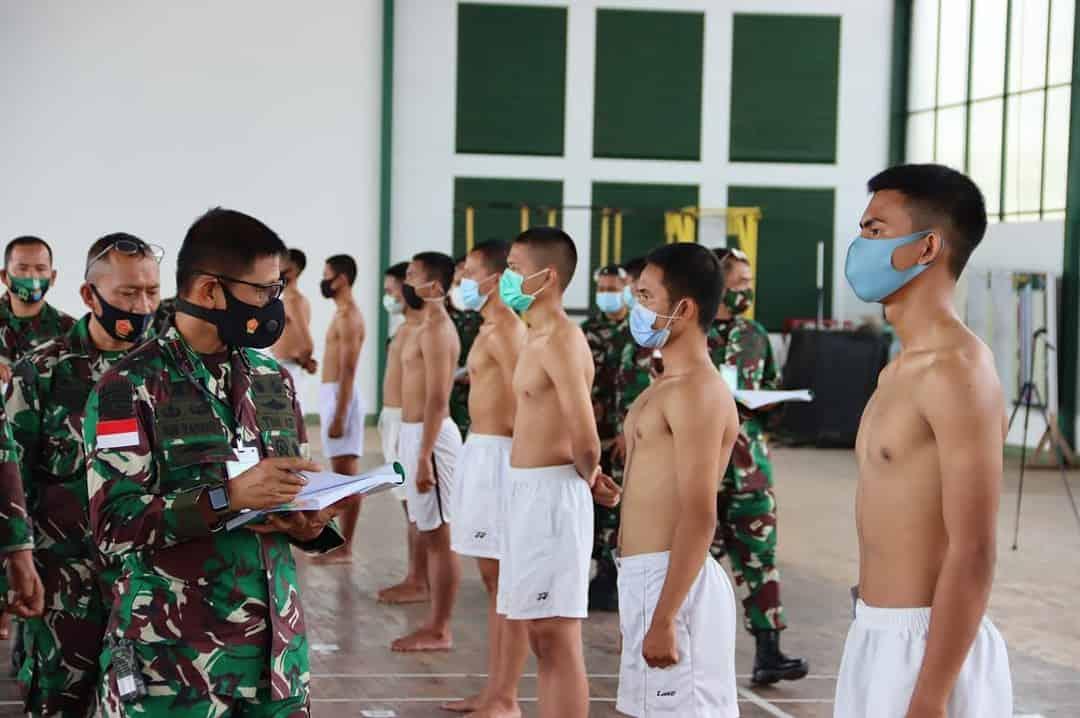 Pangdam XII/Tpr : Sidang Parade Siapkan Pengawakan Personel TNI AD Profesional dan Unggul
