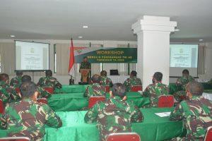 Dispenad Gelar Workshop Menulis di Kodam IX/Udy