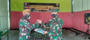 Kasdam IV/Diponegoro Kunjungi Prajuritnya Di Perbatasan RI-RDTL