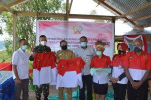 Hadiri Launching DPC PWRI Kota Jayapura, Kasrem 172 Berpesan Jadilah Organisasi Pemersatu Bangsa