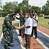 Kodiklatad Adakan Baksos di Sekitar Daerah Latihan Ancab TNI AD Kartika Yudha TA 2020