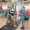 Kasad Jenderal Andika Perkasa Pimpin Serah Terima Jabatan Irjenad dan Pangdam V/Brawijaya