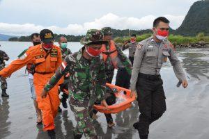 Bersama BBMKG Jayapura, Korem 172 Gelar Latihan Penanggulangan Bencana Tsunami