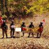 Jaga Kedaulatan NKRI, TNI Laksanakan Patroli Patok Batas Negara