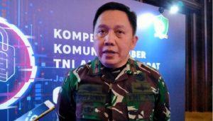 Kompetisi Komunitas Siber TNI AD Wahana Talenta Muda Melindungi Kedaulatan Negara