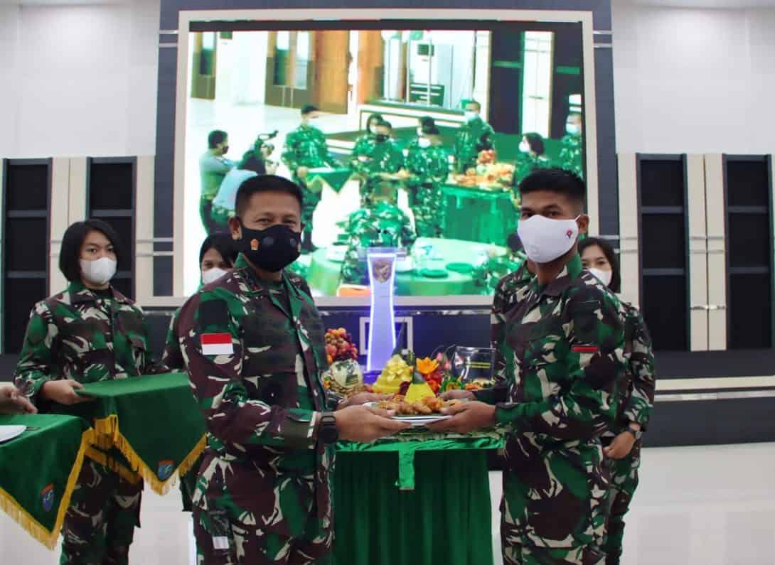 Peringati Hari Infanteri TNI AD, Pangdam XII/Tpr : Jangan Lupakan Sejarah Heroik
