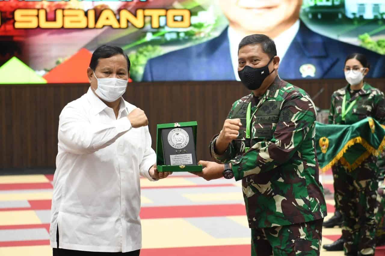 Dankodiklatad pimpin Seminar Revisi Doktrin TNI AD KEP Tahun 2020
