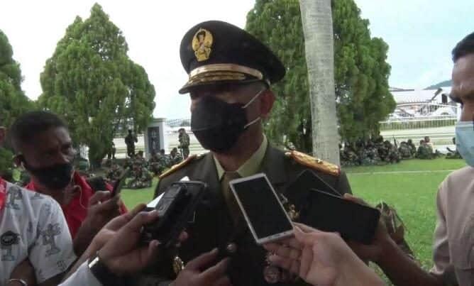 Danrem 172/PWY : Almarhum Letjen TNI Herman Asaribab Adalah Sosok Panutan