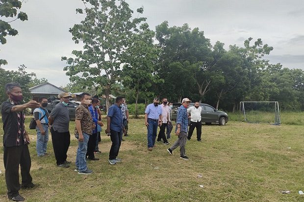 Pembangunan Kodim Bombana, Jaga Keamanan Wilayah dan Bantu Pemerintah Sejahterakan Rakyat