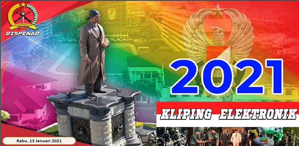 Kliping Elektronik Rabu, 13 Januari 2021